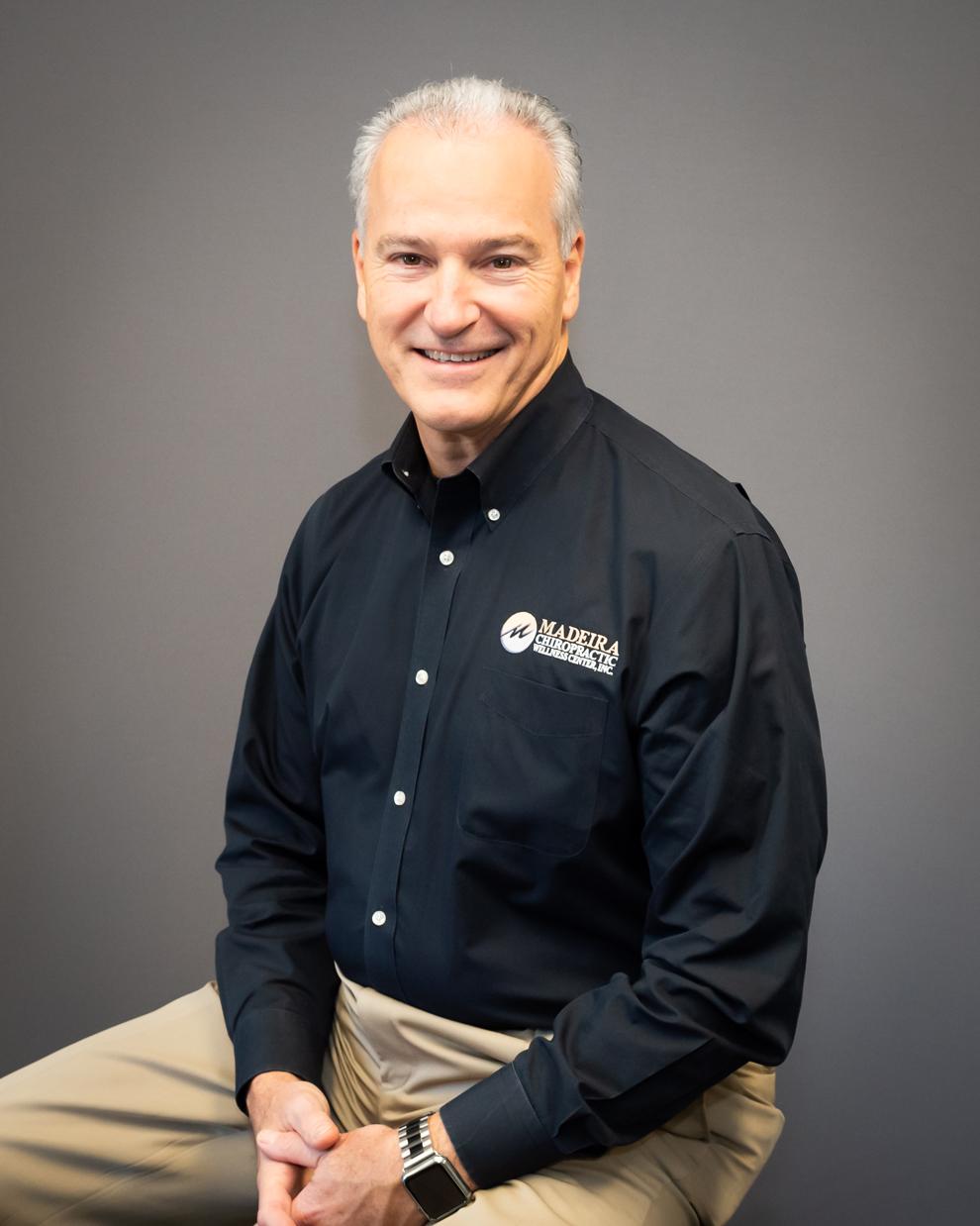 Dr. John Madeira